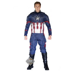 Captain America Civil War Cordura Full Costume