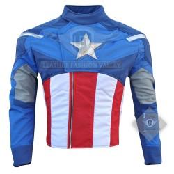 Captain America The Avengers Jacket