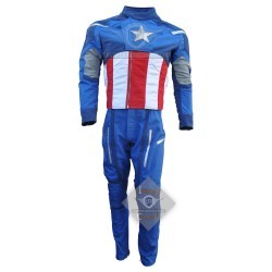Captain America The Avengers Full Costume