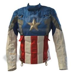 Captain America Winter soldier Golden age Jacket ( smithsonian )