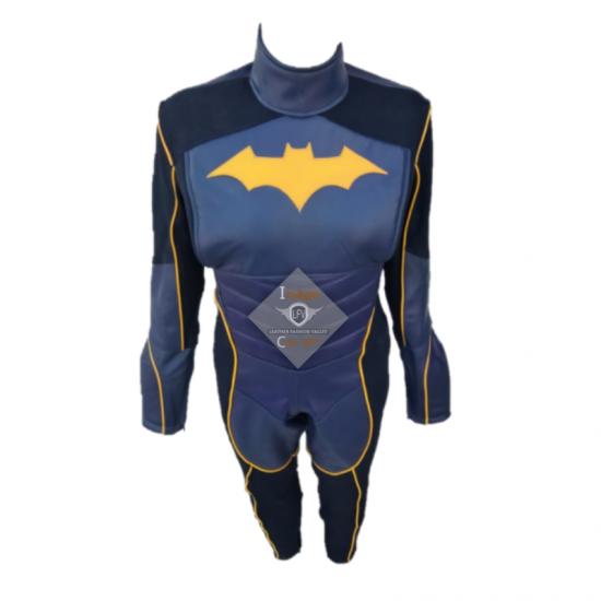 Game Gotham Knights Bat Girl Cosplay Costume