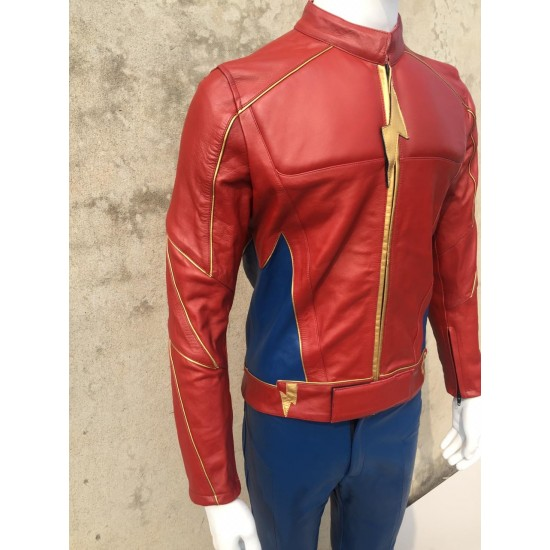 Jay Garrick Full Suit