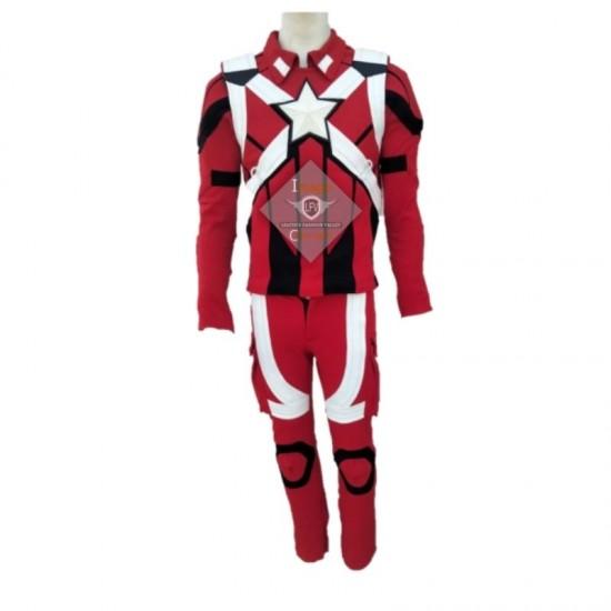 Red Guardian Suit