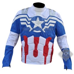 Sam Wilson Captain America Jacket