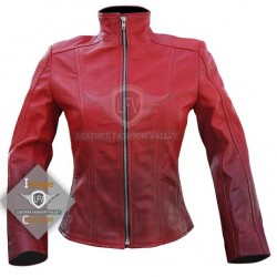 Avengers Infinity War Scarlet Witch Black  Jacket