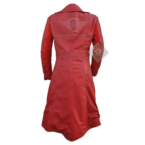 Scarlet Witch Civilwar Costume