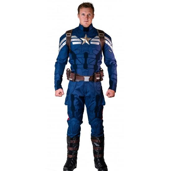 Captain America Stealth Strike Cordura Costume