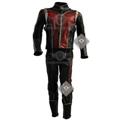 Paul Rudd Ant Man Leather Suit