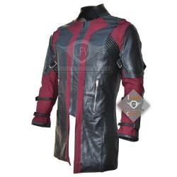Hawkeye costume Avengers Age of Ultron Hawkeye Coat