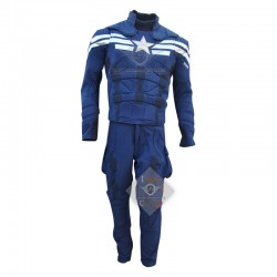 Captain America Stealth Strike Suit