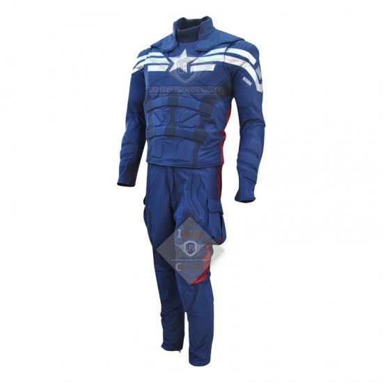 Captain America Stealth Strike Costume