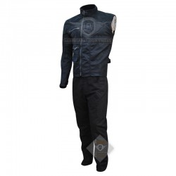 Captain America Winter Soldier Bucky Barnes Suit
