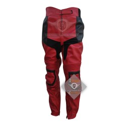Deadpool 2 Costume Leather Pants