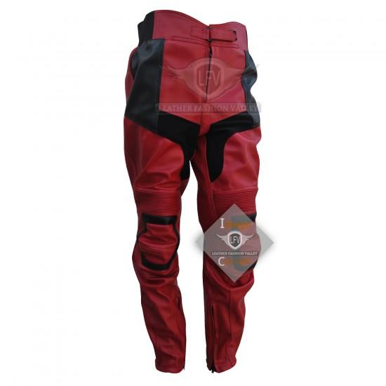 Deadpool 2 Costume Leather Pants