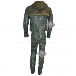 Oliver Queen Green Arrow Costume Full Suit