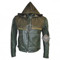 Oliver Queen Green Arrow Costume Jacket