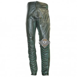 Oliver Queen Green Arrow Costume Pants