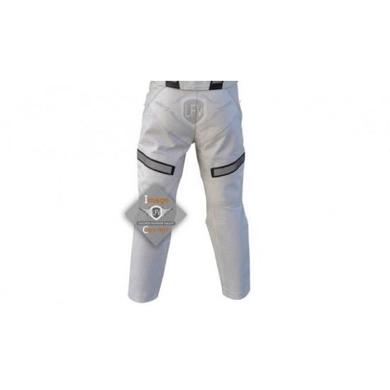 Daft Punk Costume Tron Legacy Leather Pants
