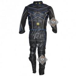 X-men Costume Wolverine Leather Costume Full Suit