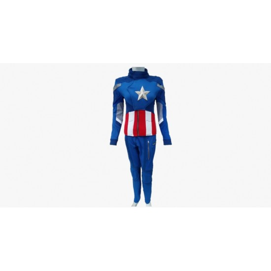 Captain America The Avengers (Female Version)