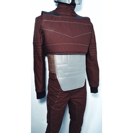 The Mandalorian Beskar V2 Flight Suit