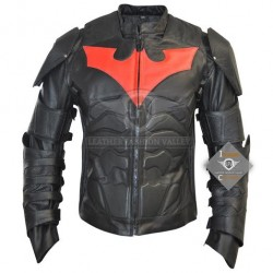 Batman Beyond Leather Jacket Costume