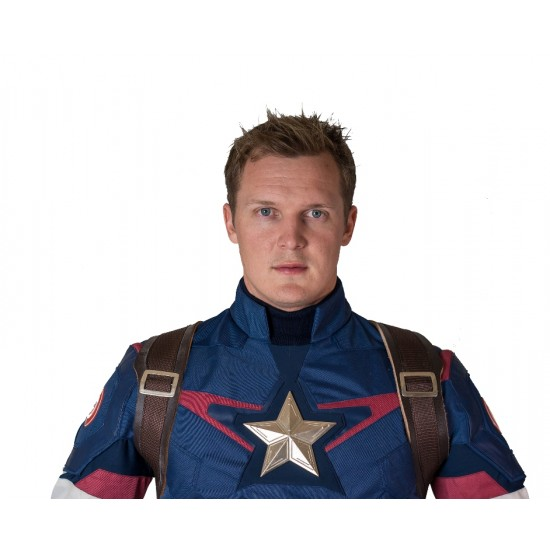 Captain America Avengers Age of Ultron and Stealth Strike Shoulder Harness