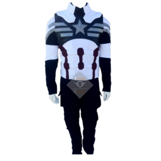 Sam Wilson Captain America Full Costume